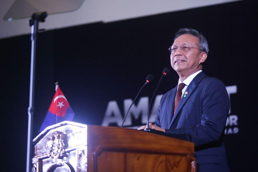 Pasir Gudang accorded city status