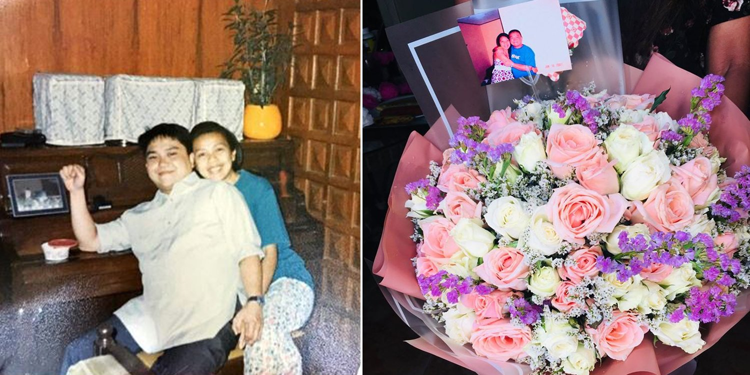 Man arranges flower deliveries for wife before passing away, redefines 'till death do US part'