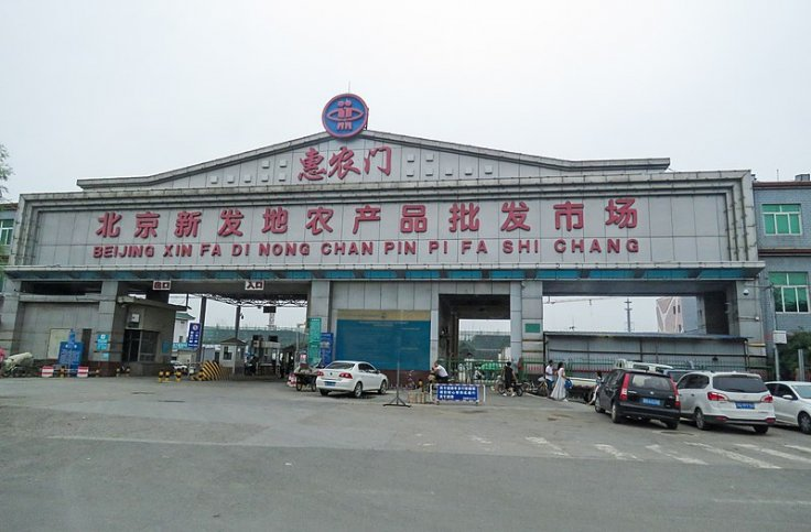 Coronavirus in Beijing's Xinfadi Market Has Come from Europe But Older and Different, Says CDC
