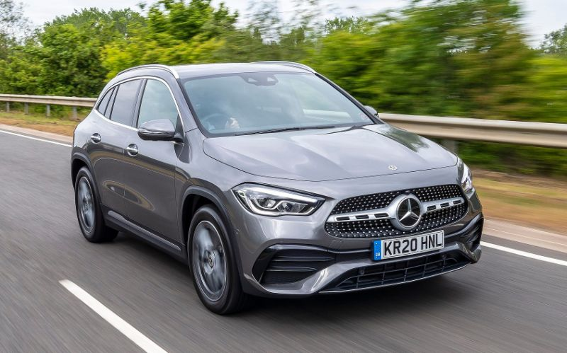 2020 Mercedes GLA 220d review: revised SUV guns for Audi and BMW rivals