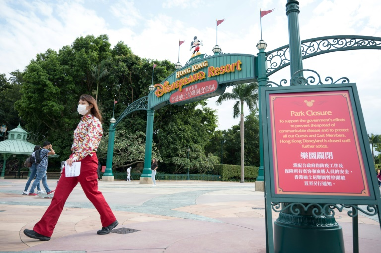 Hong Kong Disneyland to reopen after five-month virus closure