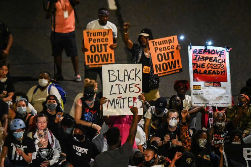 U.N. Rights body to examine 'systemic' U.S. Racism and police brutality