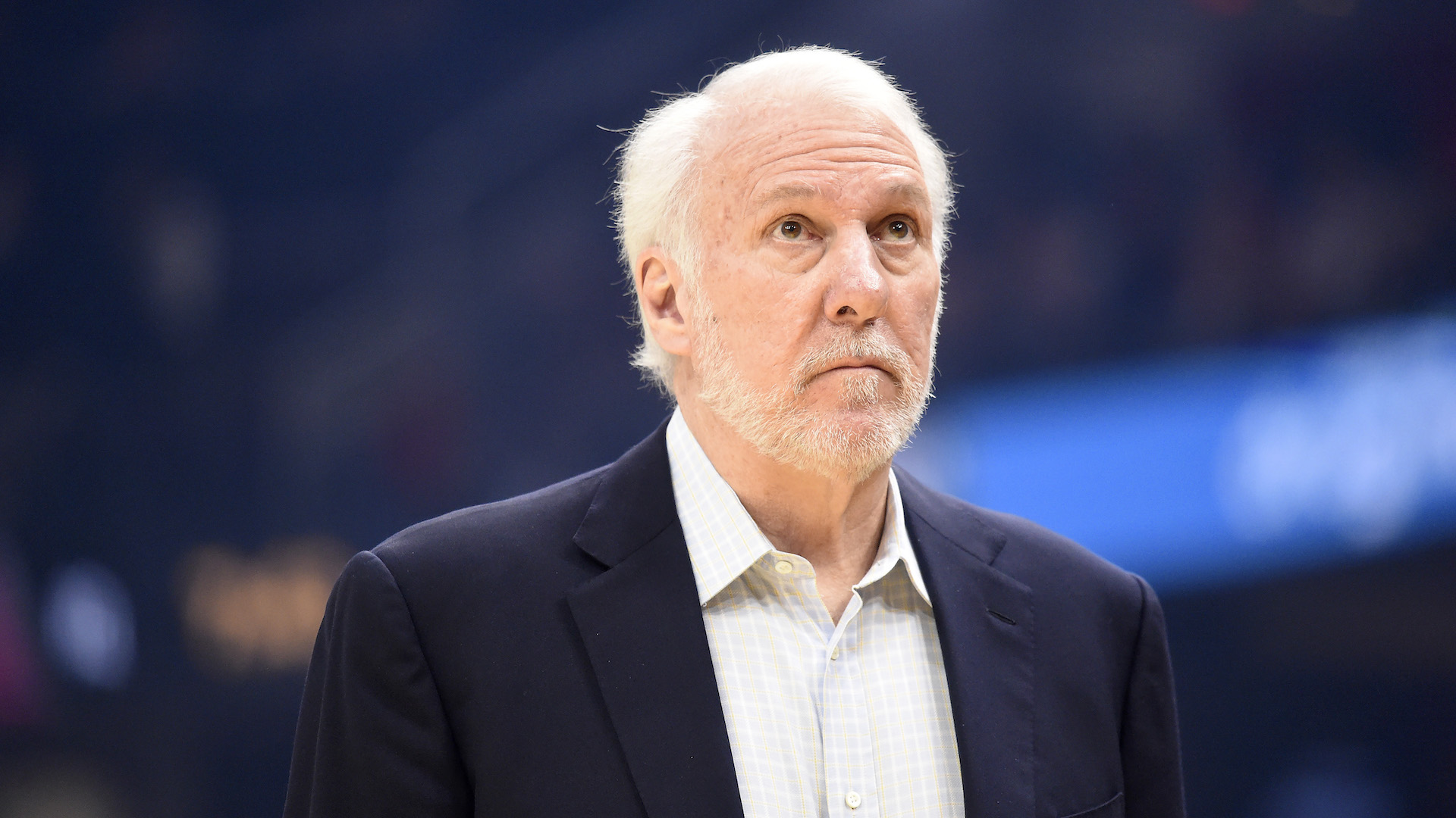 Gregg Popovich Calls Out Roger Goodell for Being 'Intimidated' by Trump Over Anthem Protests