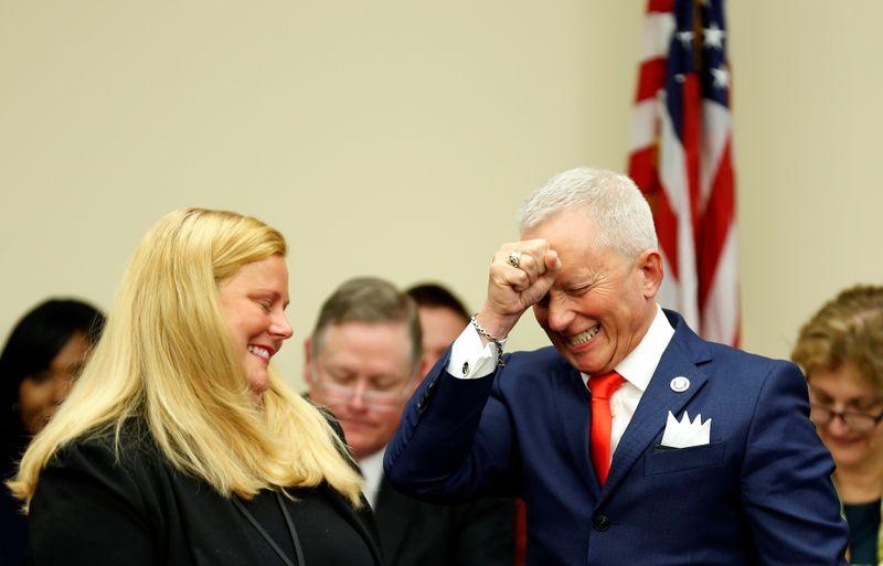 Republican congressman loses Virginia nomination after role in gay wedding