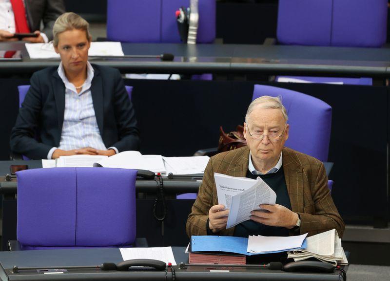 Germany puts far-right regional branch under surveillance - media
