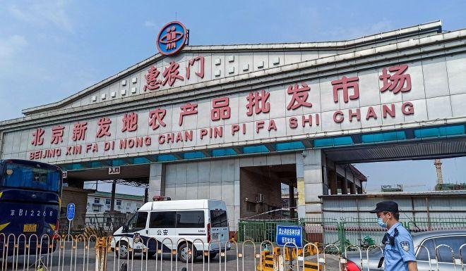 Coronavirus: outbreak at Beijing food market fuels fears of second wave