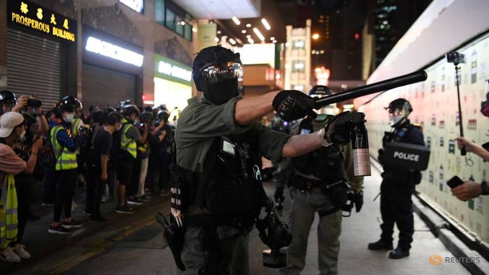 Hong Kong security law will not be retroactive: Chinese official
