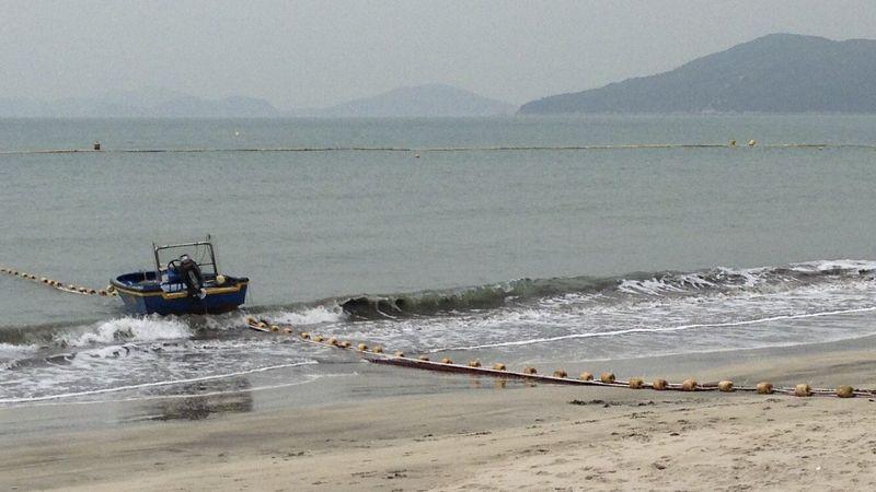 Hong Kong windsurfer drowns off public beach closed due to coronavirus