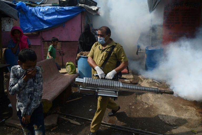 Virus-hit India's overwhelmed health workers brace for monsoon