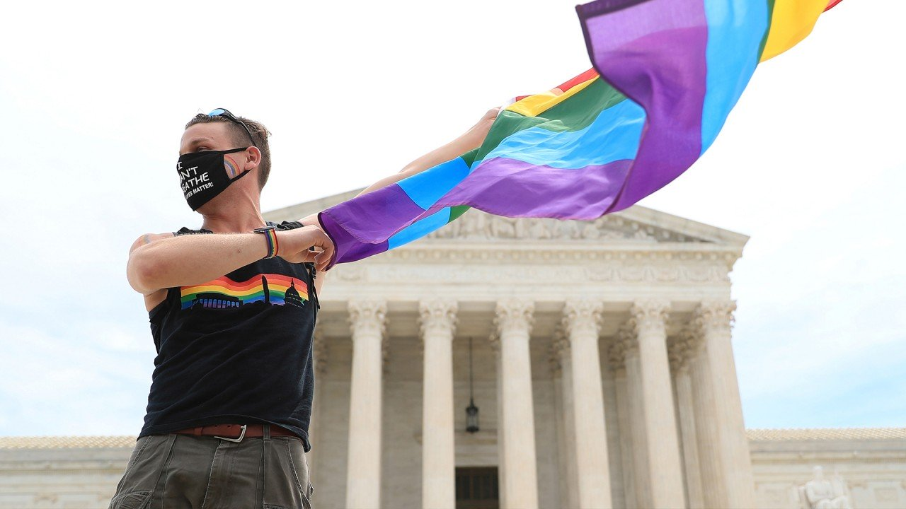 US Supreme Court rules in favour of protection for LGBT workers