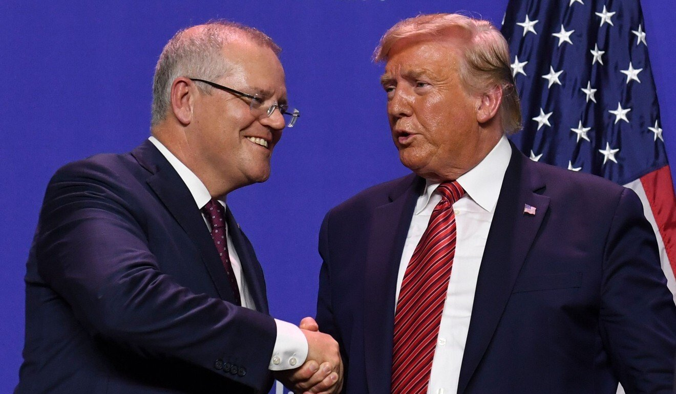 China should drop 'Wolf Warrior' diplomacy to set itself apart from Trump's America, former Australia PM says