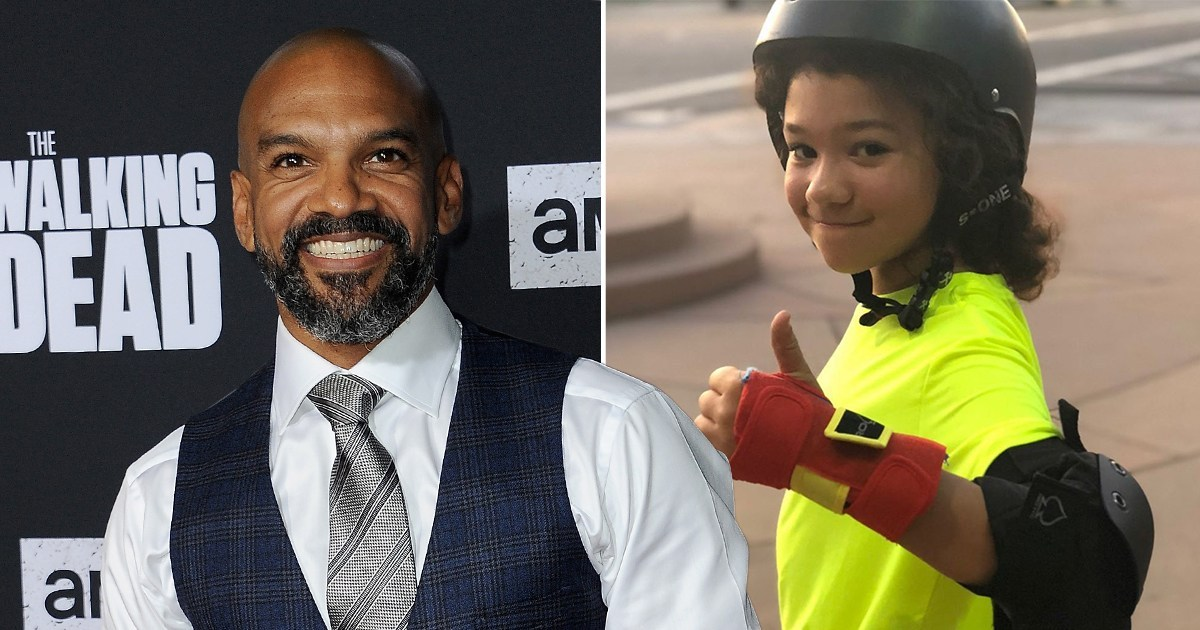 The Walking Dead star Khary Payton reveals son is trans in emotional post: 'This is his journey and I am here for it'