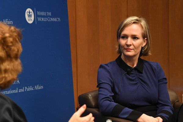 Marietje Schaake is 'very concerned about the future of democracy' 'Europe's most wired' politician outlines her top cyber issues