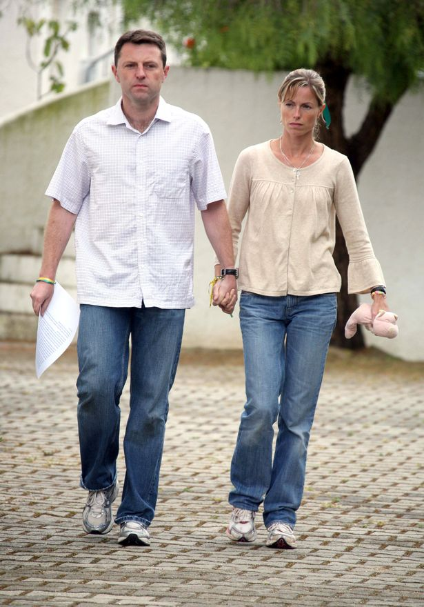 Madeleine McCann's parents deny receiving German police letter saying she is dead