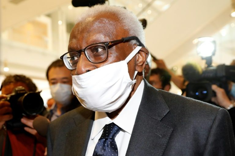 Lamine Diack pleads ignorance as absent son looms over IAAF trial