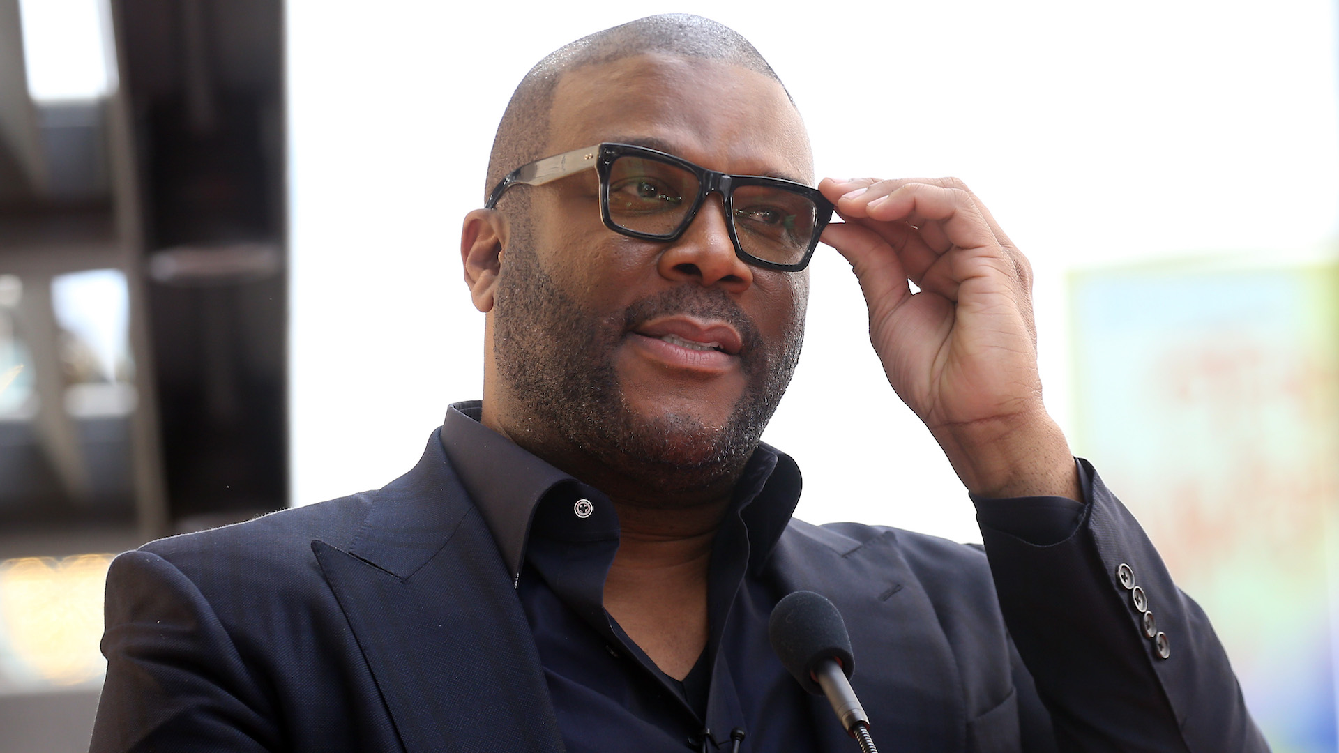 Tyler Perry Offers to Pay for Rayshard Brooks' Funeral and Children's College Education