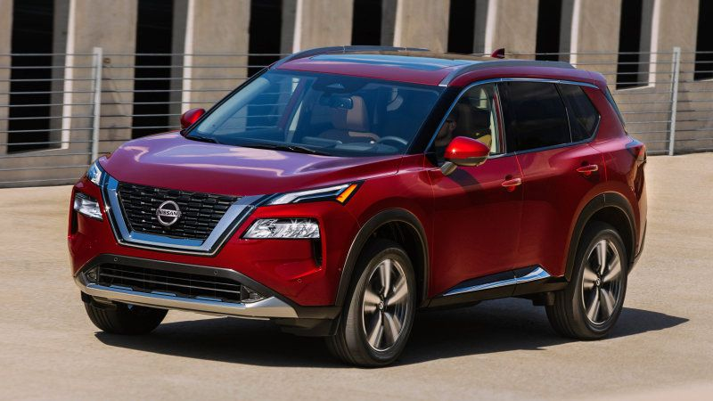 2021 Nissan Rogue revealed with fresh styling and lots of safety features
