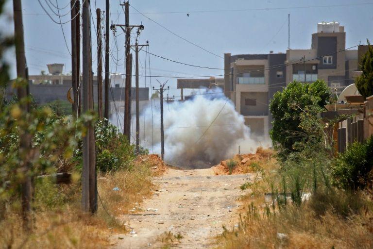 Landmines spell silent threat in libyan former war zone