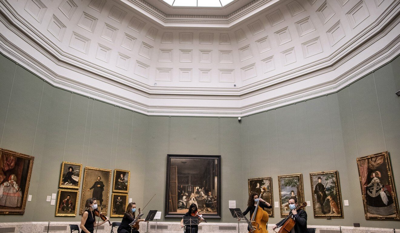 The luxury of time to see 'the best of the best' at one of the world's leading art museums, the Prado in Madrid, as it reopens to a small number of visitors after lockdown