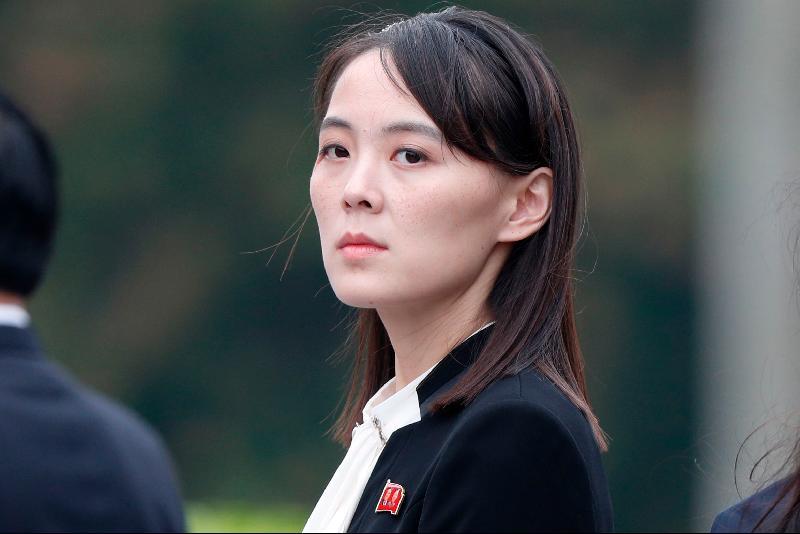 韩青瓦台批金与正发言无礼且缺乏常识
