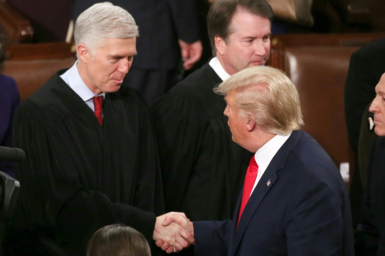 Neil Gorsuch, the US justice behind surprise LGBT ruling