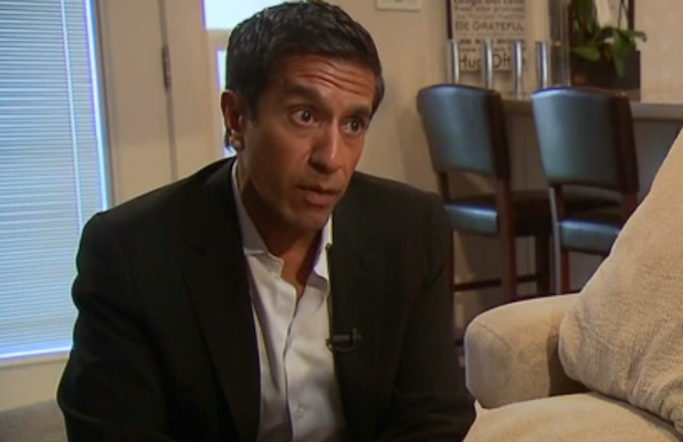 CNN's Dr. Sanjay Gupta Calls Dr. Fauci's Low Profile a 'Loss for the Country' (Video)
