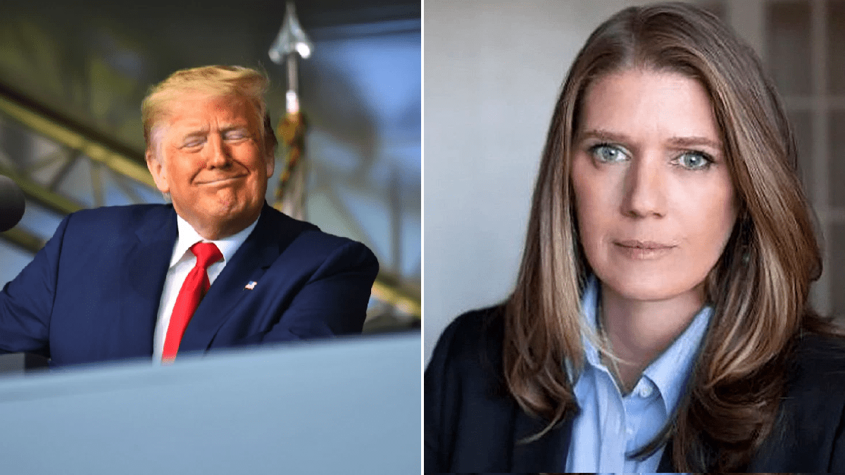 Who is Mary Trump and when will the US President's niece release her memoir?