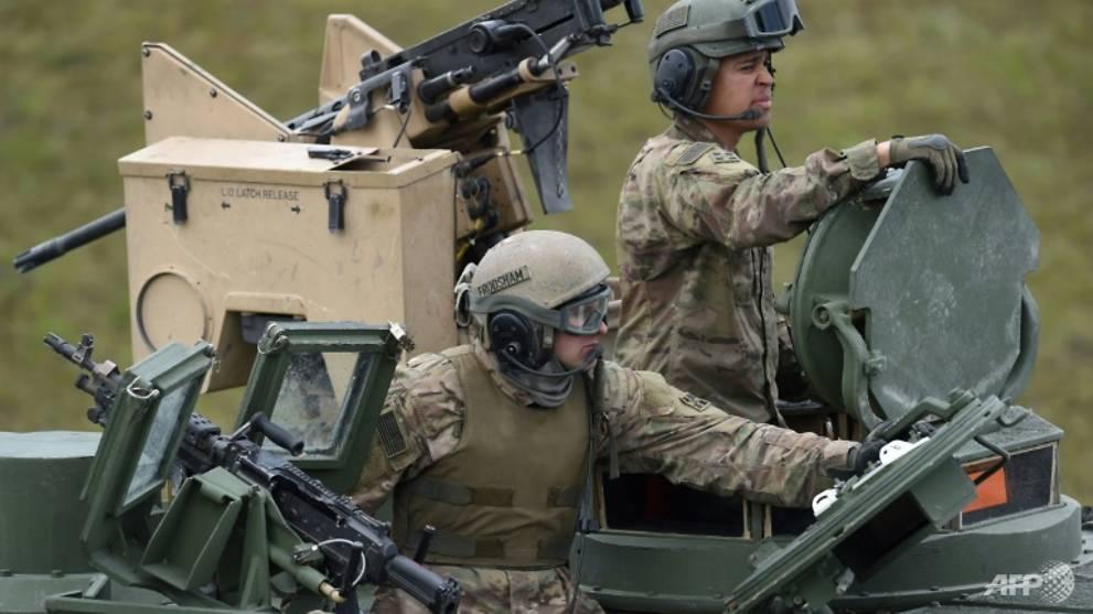Berlin, NATO warn against US troop cuts in Germany