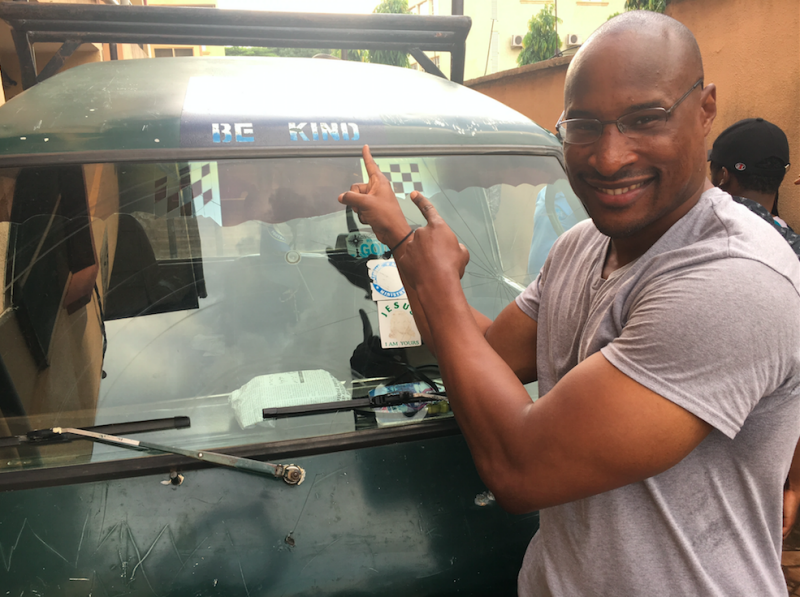 Meet Afam Onyema, the man responsible for helping to change lives in Nigeria