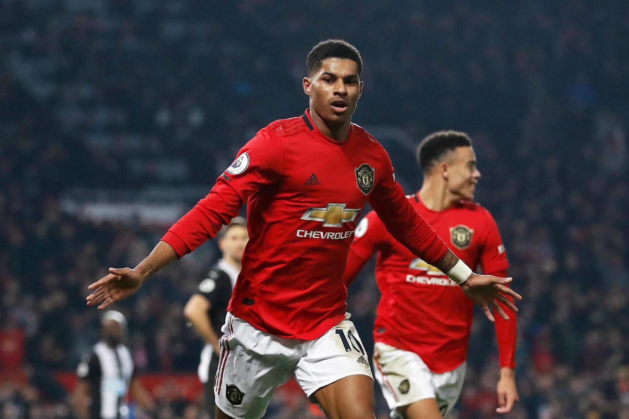 Marcus Rashford Forces Government U-Turn With Campaign For Free School Meals