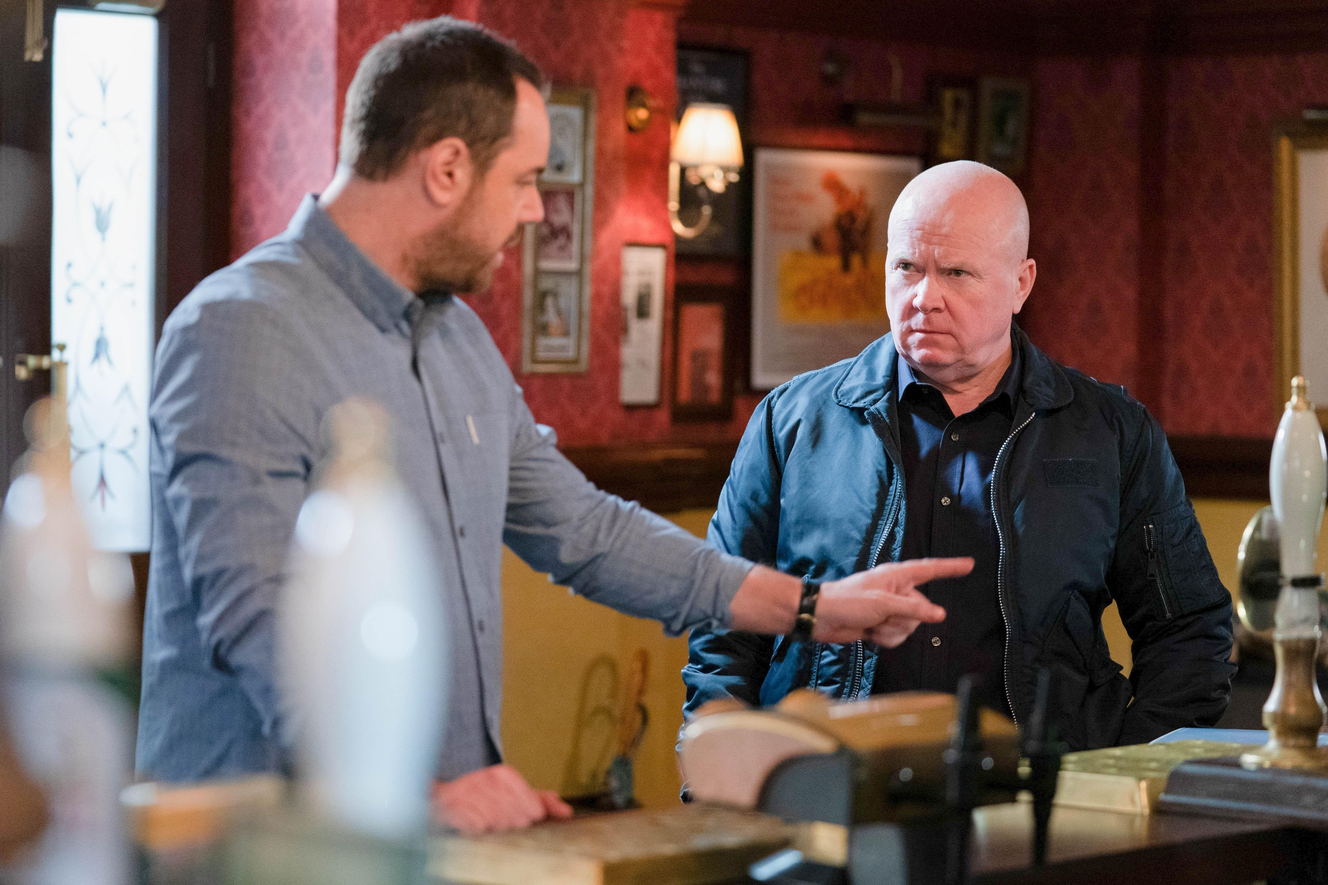 EastEnders director reveals huge twist in final episode