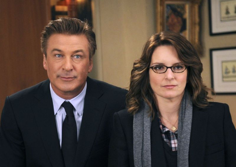 A '30 rock' reunion is sort of happening and we want to go to there