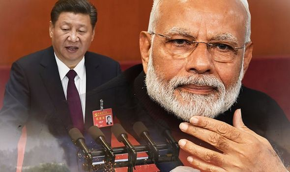 WW3 fury: 'China must pay' - Beijing 'betrayal' of India sparks fears of all-out war