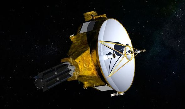 NASA news: New Horizons photographs 'alien' sky in experiment 4.3 BILLION miles from Earth