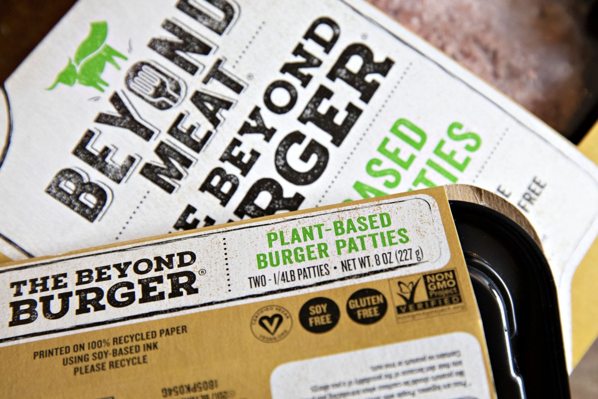 Yum China to bring Beyond Meat's plant-based burgers to Chinese branches of KFC, Pizza Hut and Taco Bell