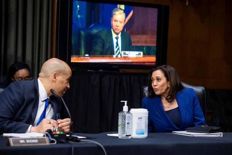 U.S. Senate republicans ready police reform bill to rival democrats