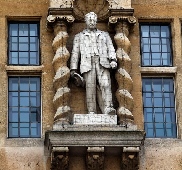Cecil Rhodes statue at Oxford college to be removed due to colonial history