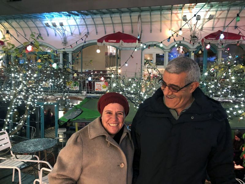 From Damascus to Berlin: a reuters Journalist's quest for family reunion