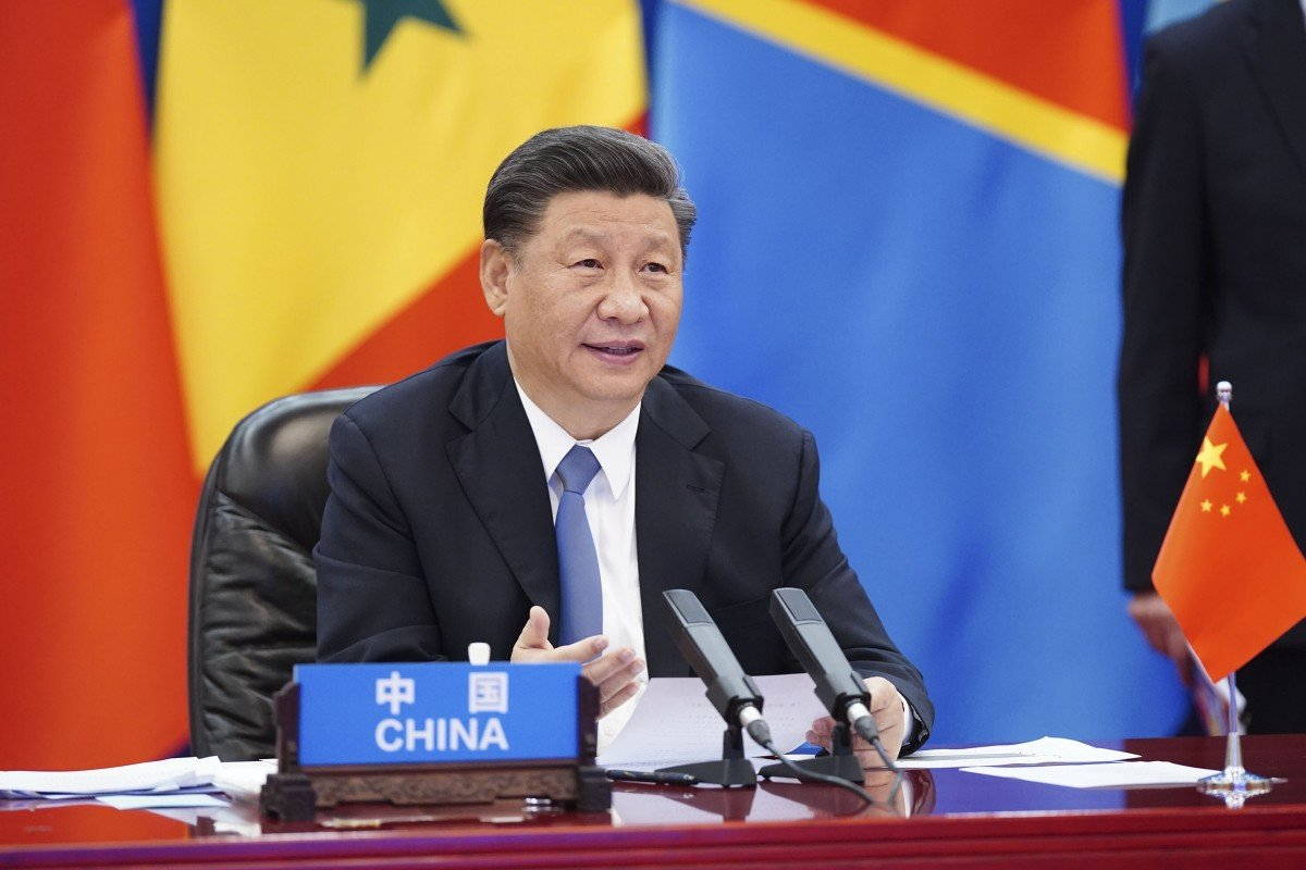 China to forgive interest-free loans to Africa that are coming due, Xi Jinping says