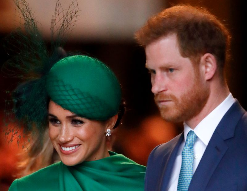 Prince Harry and Meghan Markle's Archewell trademark application is too vague