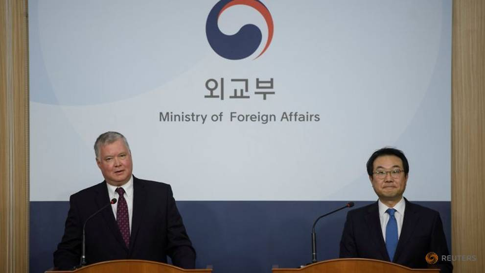 South Korea's nuclear envoy visits US as tensions flare with North Korea