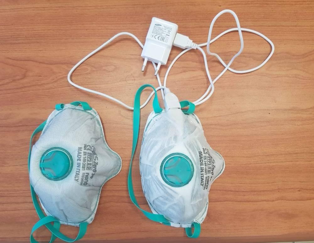 以色列发明可充电新型口罩?一直重复使用都不会有问题!