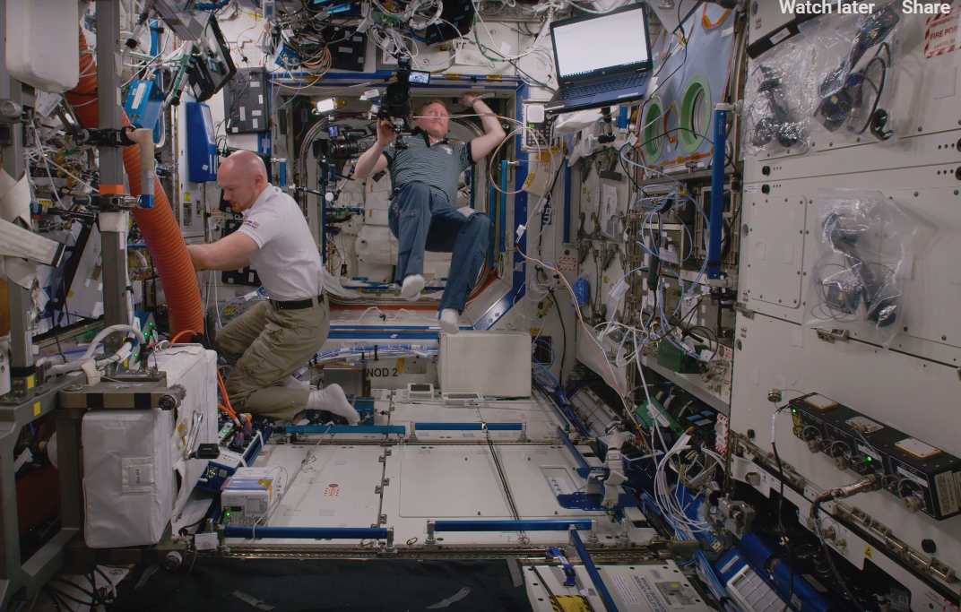 Here's what NASA thinks of its ISS manager retiring – BGR
