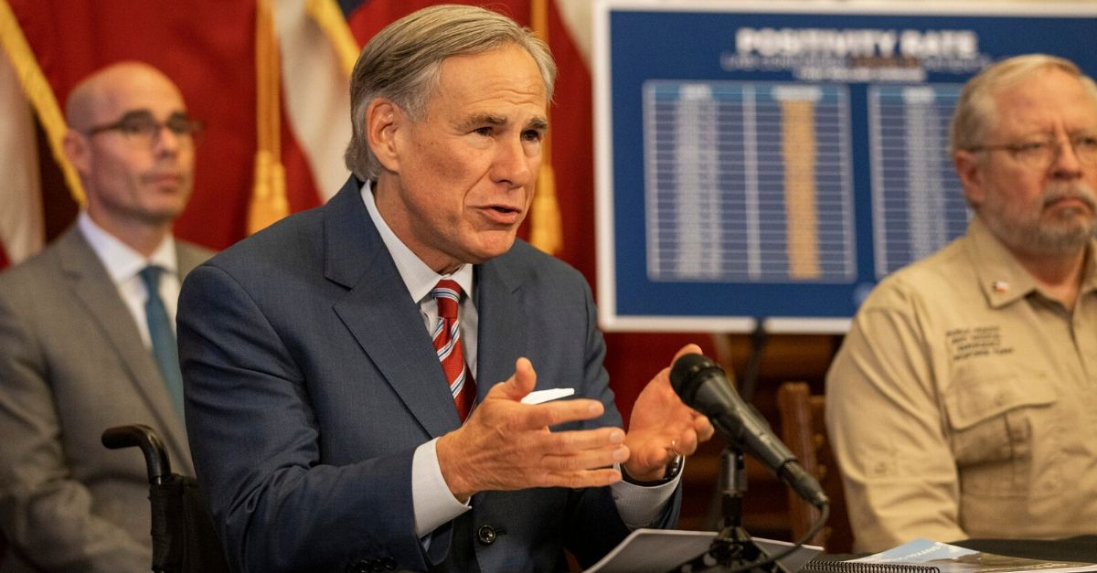 Texas governor says young people are driving coronavirus surge as cases set record