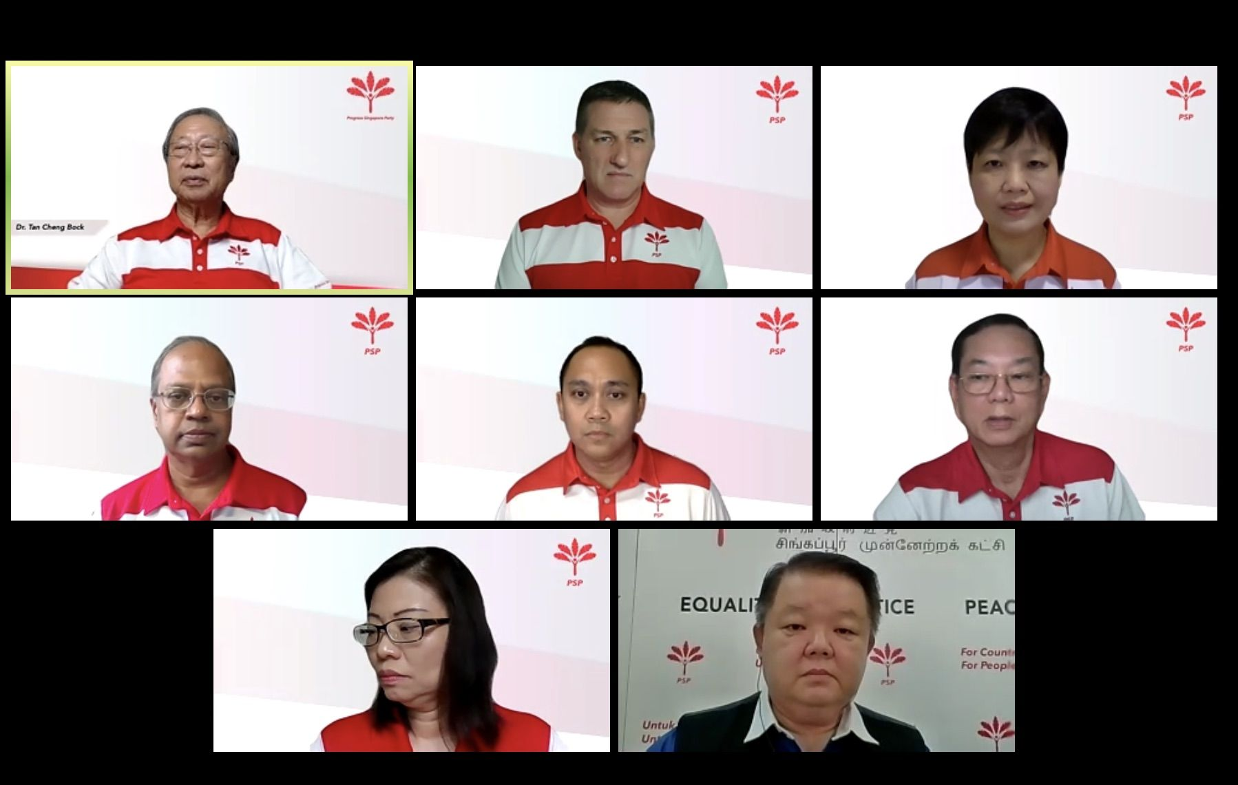 Progress Singapore Party introduces 6 candidates to contest in upcoming GE