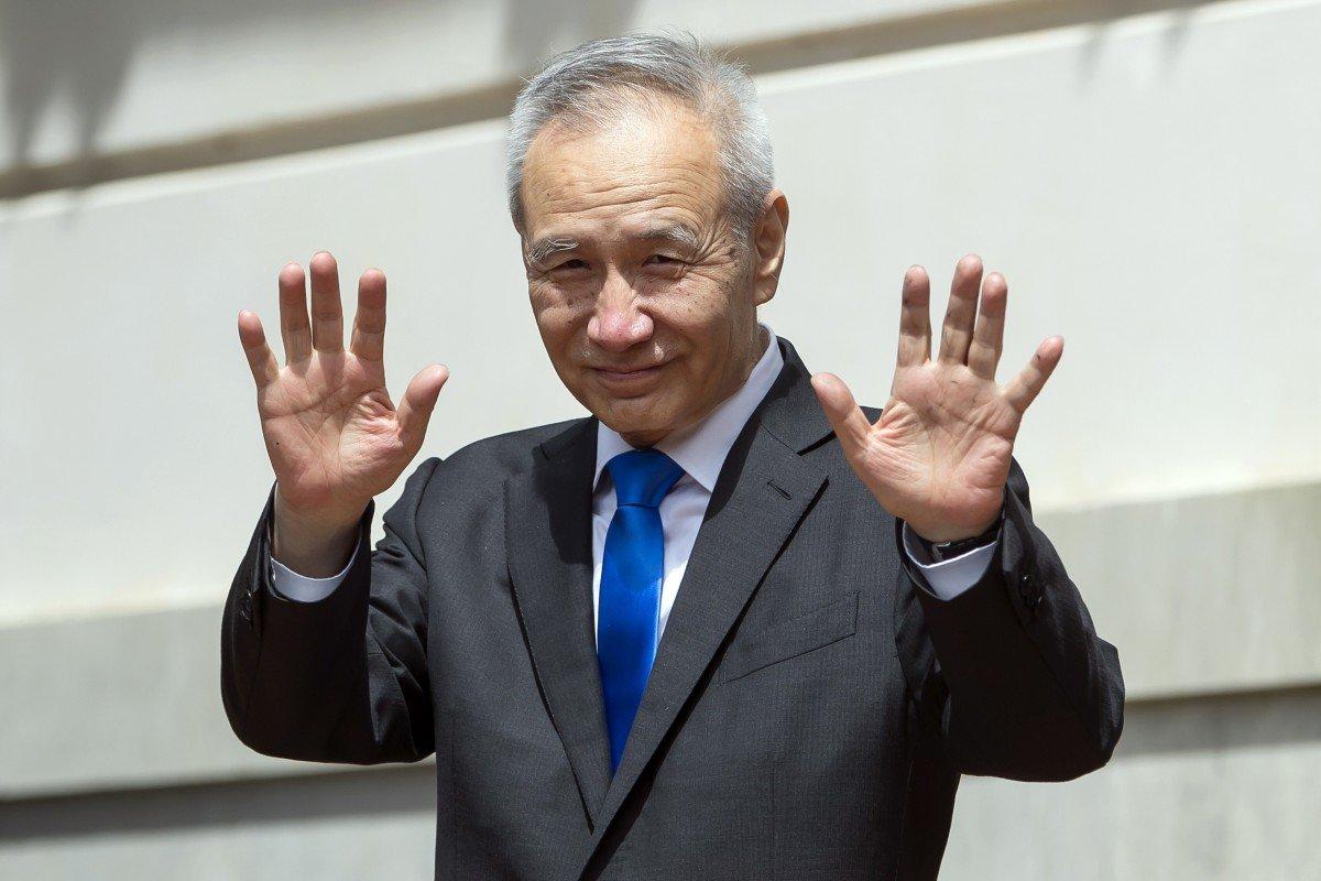 China committed to maintaining Hong Kong's status as an international financial hub, Vice-Premier Liu He says