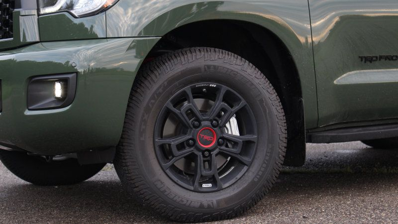 2020 Toyota Sequoia TRD Pro Road Test | The overlanding hauler special