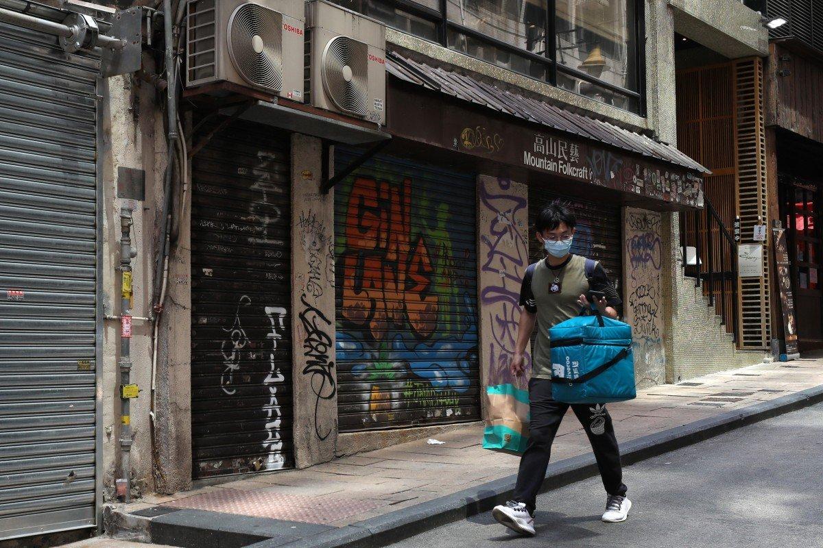 Hong Kong's gig economy in media spotlight as freelancers, casual workers struggle amid protests, coronavirus