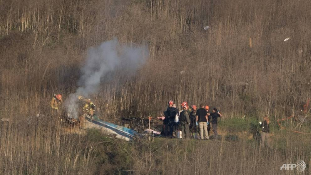 Bryant pilot trying to clear fog before chopper crash: Preliminary findings