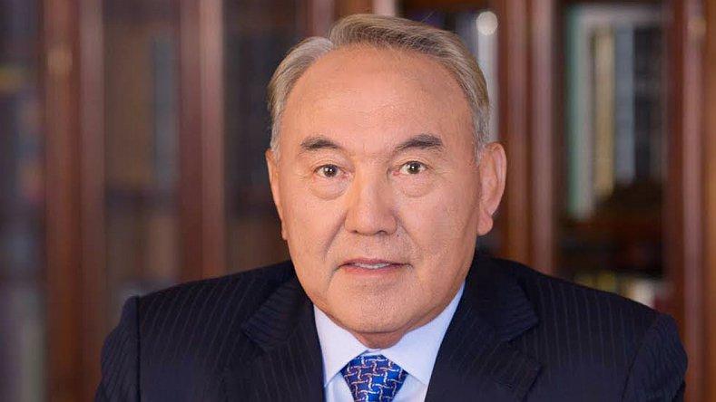 哈萨克斯坦前总统纳扎尔巴耶夫确诊感染新冠肺炎